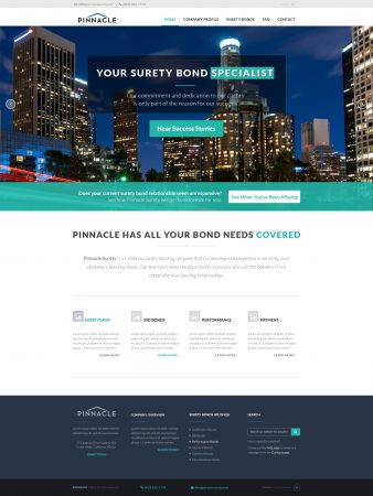 Pinnacle Bonds